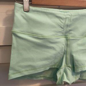 Lululemon booty shorts!